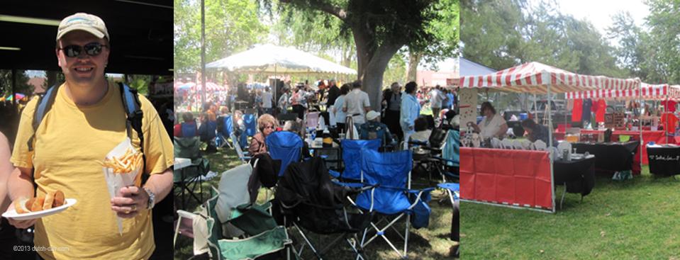 History of the Holland Festival Long Beach