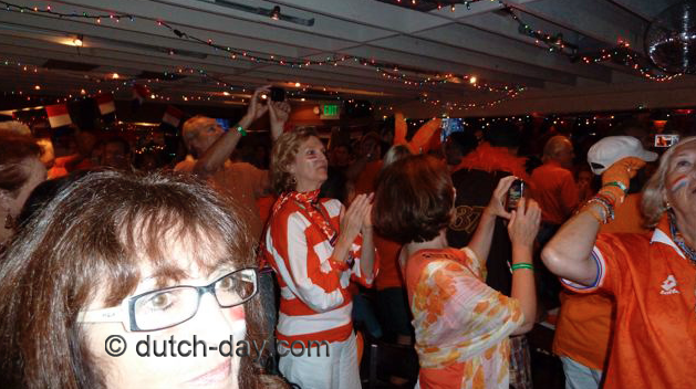 Where to watch the Dutch national soccer team play?