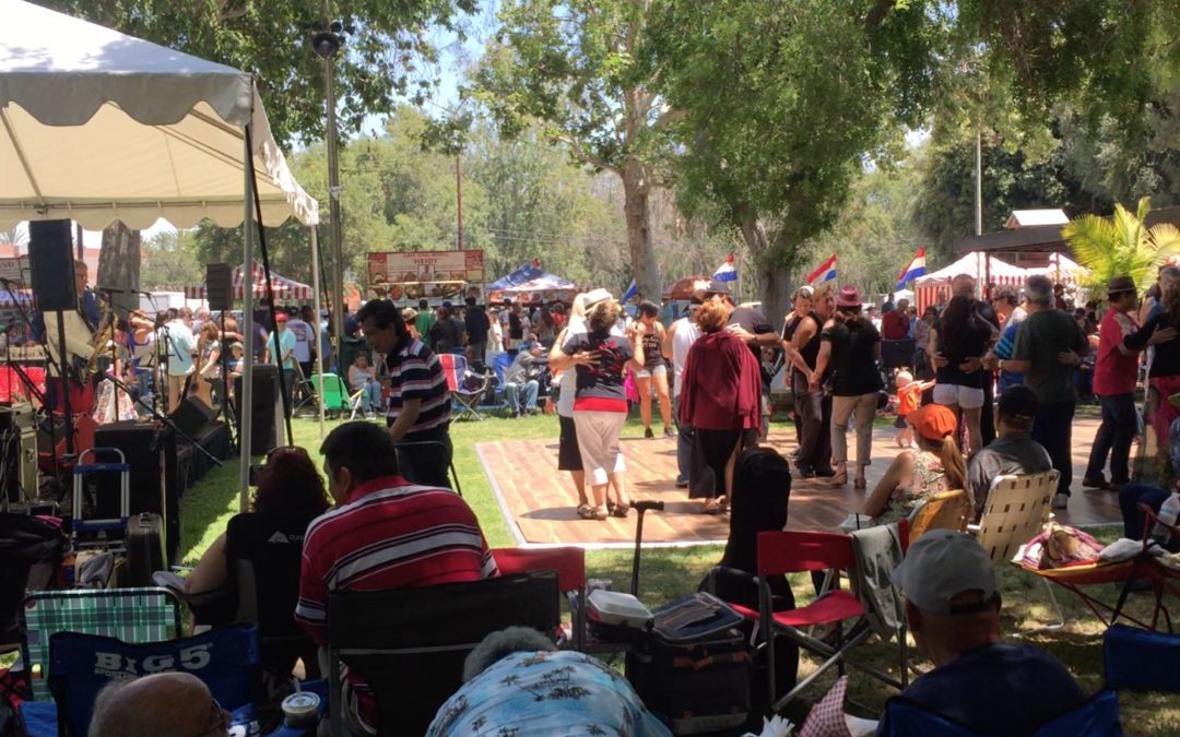 Annual Holland Festival Long Beach